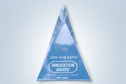 "Award for ""Most Innovative Product of the Year"""